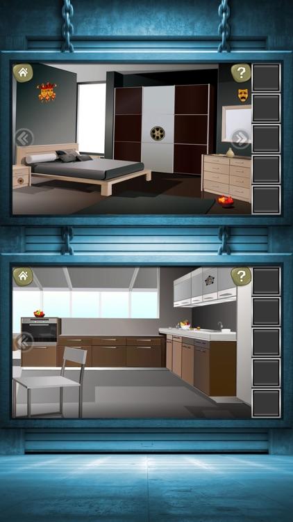 Escape challenge 4 escape the room games by sean liu for Escape room gadgets