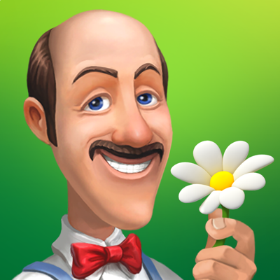 Gardenscapes - New Acres app