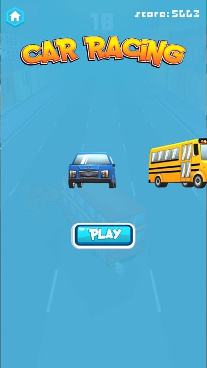 car racing high speed rivals chase simulator screenshot-4