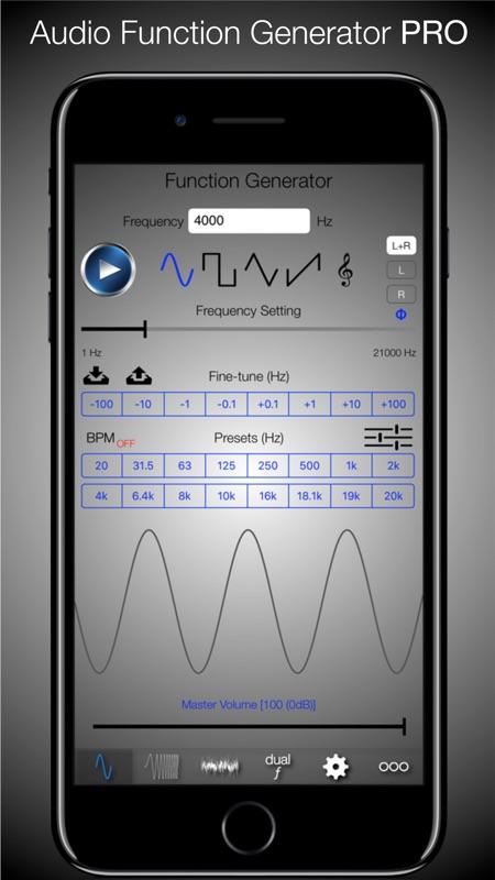 Audio Function Generator PRO - Online Game Hack and Cheat | Gehack com