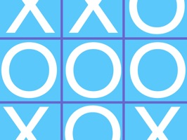 Tic-Tac-Toe Stickers