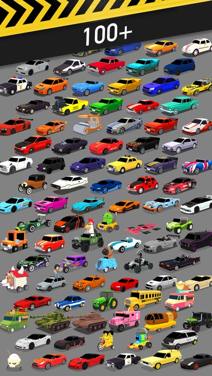 Thumb Drift - Furious Racing screenshot-0