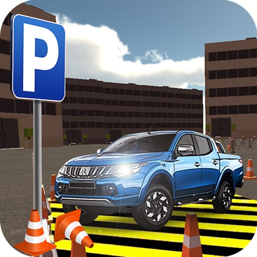 Parking Jeep Frenzy Reloaded - Real Driving Mania