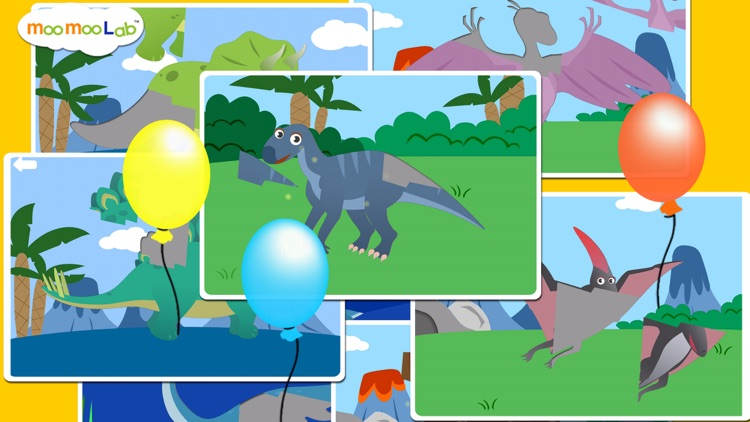Dinosaurs for Toddlers and Kids Full Version