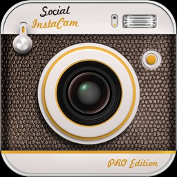 Social InstaCam PRO - share your best photo collages with the world