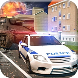 Police Attack Simulator-Battle action Game