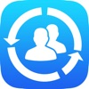 vCard Contacts Backup - Copy & Export Address Book - iPhoneアプリ