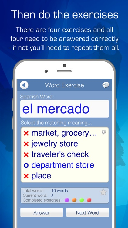 Declan Spanish FlashCards screenshot-3