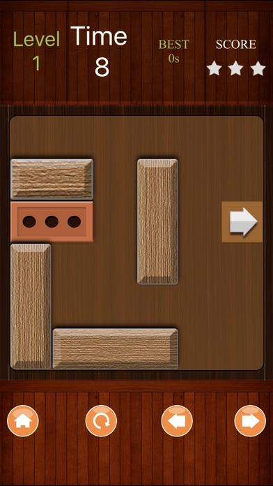 Slide the Block Puzzle Pro - brain teaser riddle screenshot 2