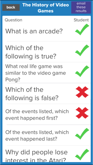 Reading Comprehension Prep Screenshot