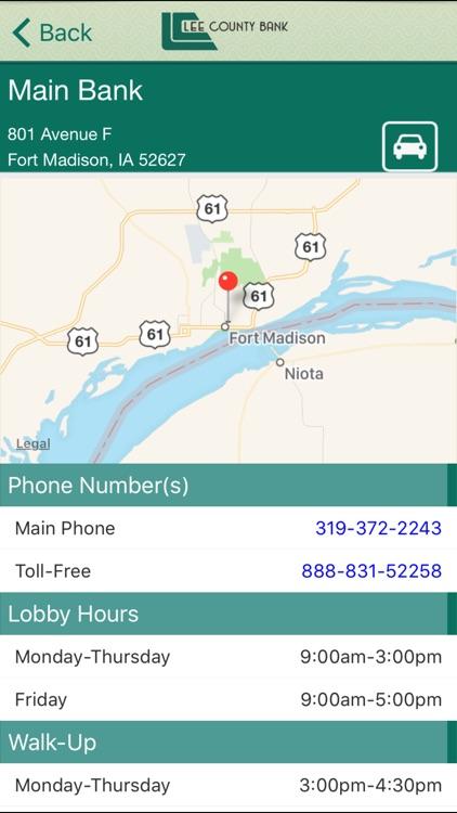 Lee County Bank screenshot-4