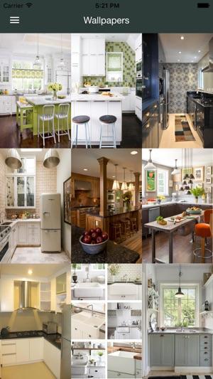 kitchen design ideas 3d kitchen interior designs on the app store