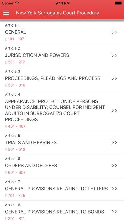NY Surrogate's Court Procedure