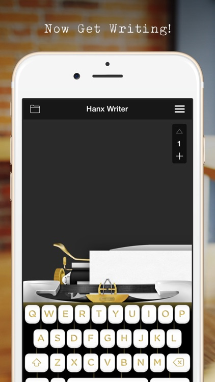 Hanx Writer screenshot-4