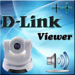 D-Link++ Viewer for iPad