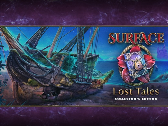 Surface: Lost Tales - A Hidden Object Adventure screenshot 10