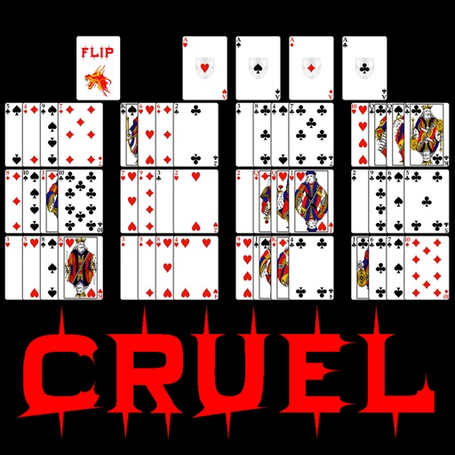 how to play cruel solitaire