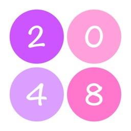2048 Circles Plus