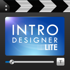 ‎Intro Designer Lite - Create Intros for iMovie