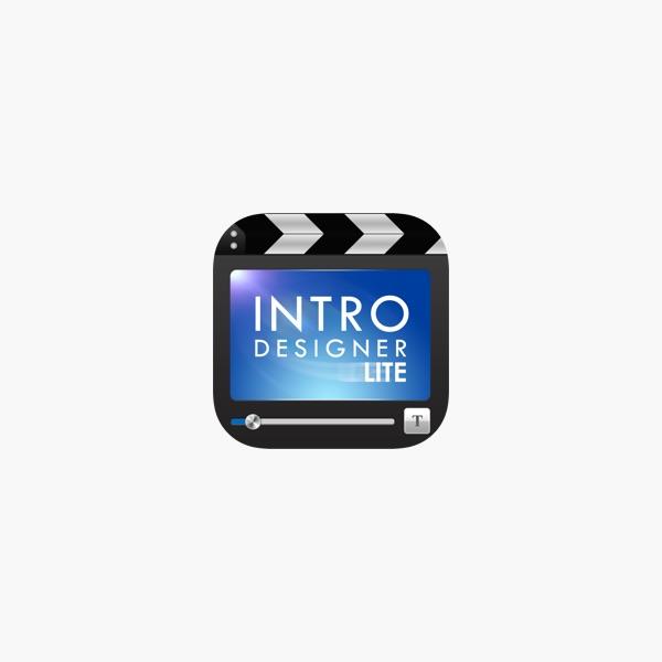 Intro Designer Lite - Create Intros for iMovie on the App Store