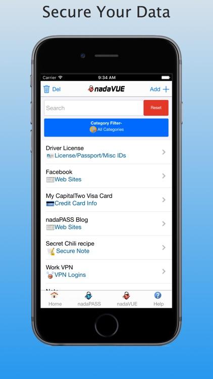 nadaPASS screenshot-3
