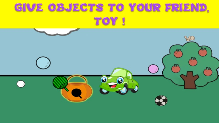 Shapes and Colors Toys story adventure infant game screenshot-3