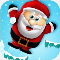 圣诞老人蹦蹦蹦