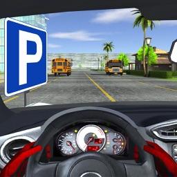In Car VR Parking 2017 PRO - Full Miami Version