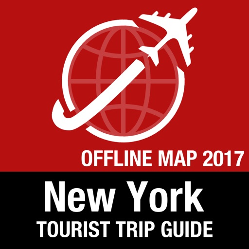 New York Tourist Guide + Offline Map