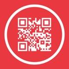 QRステーション - QRコードの作成・印刷 & 瞬間読み取りアプリ icon