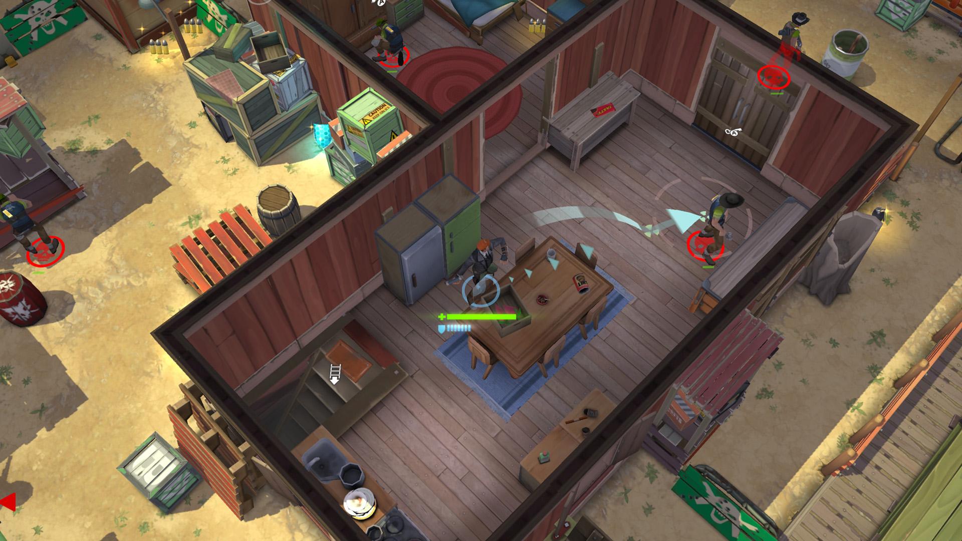 Space Marshals 2 screenshot 15