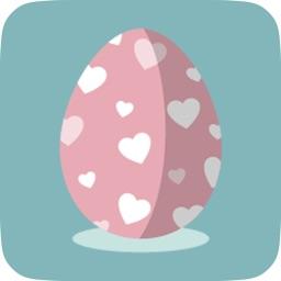 Cute Easter Sticker Pack