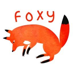 Foxy! Stickers