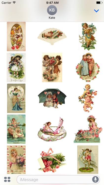 Sweet Valentine's Day Stickers screenshot-3