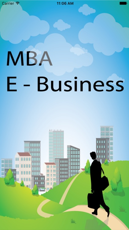 Mba E-Business