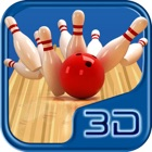 3D Bowling A Sport Game Free icon