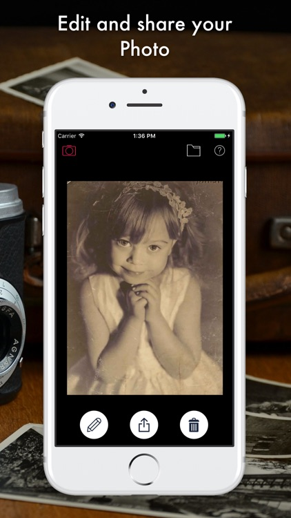 PhotoScan - photo scanner & image editor