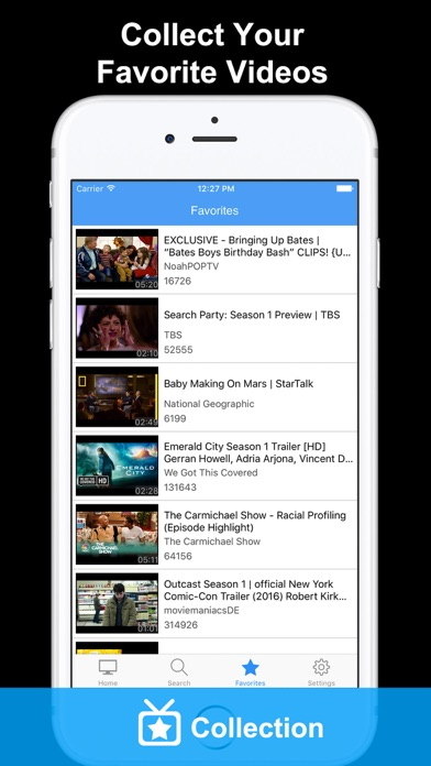 Free TV Notifier - TV Episodes Download for iTunes by yang kai (iOS