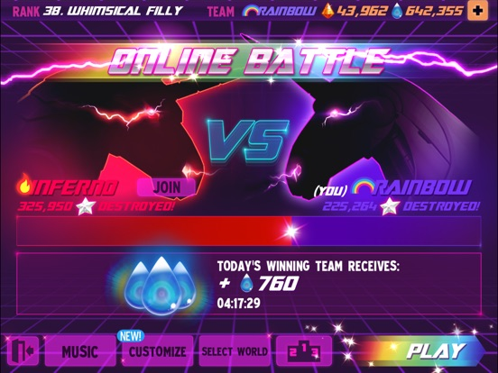 Игра Robot Unicorn Attack 2