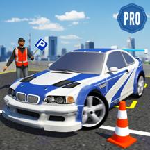 多级停车场现场驾驶测试游戏PRO