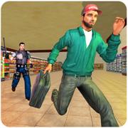 超市歹徒攻击 - 抢劫总体规划