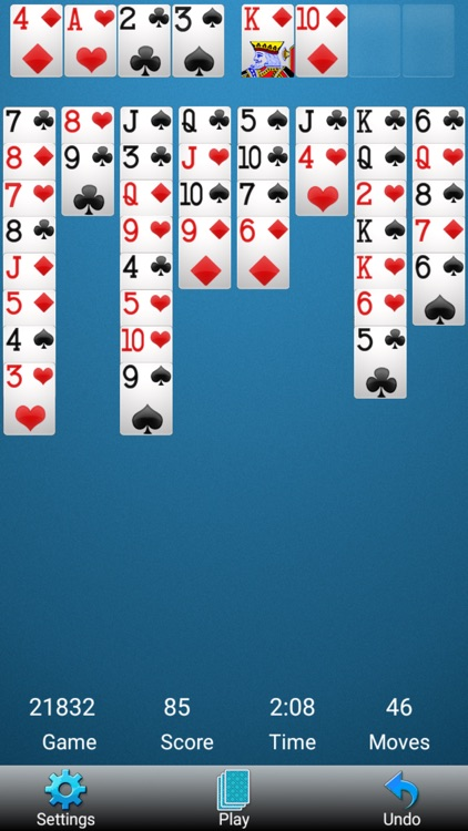FreeCell Solitaire Classics screenshot-0