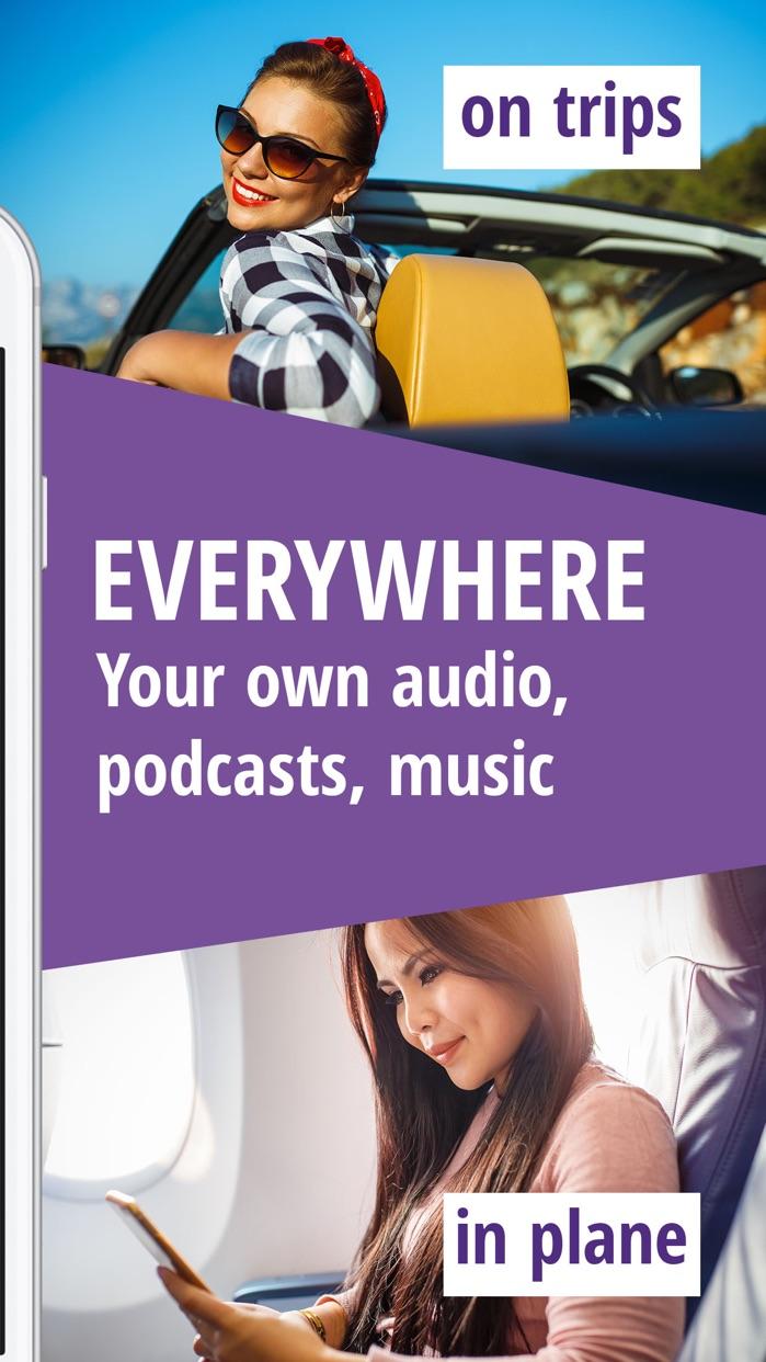 MUSIC.WITH.ME – Offline Player & Cloud Streamer Screenshot