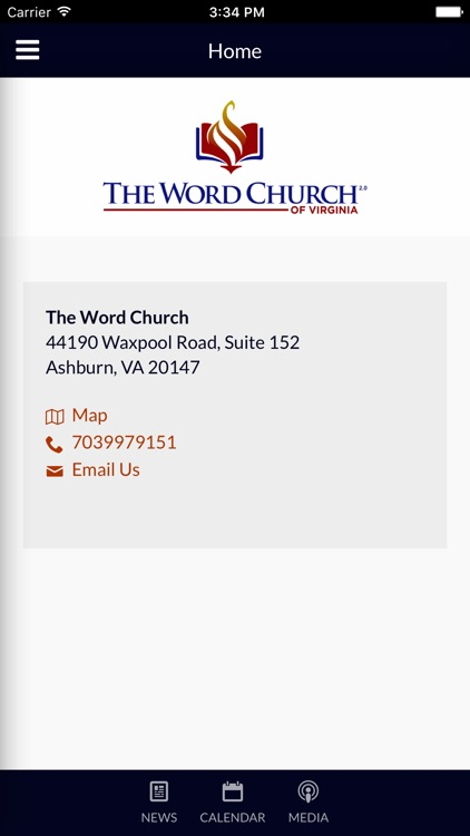 The Word Church 2.0 - Ashburn, VA