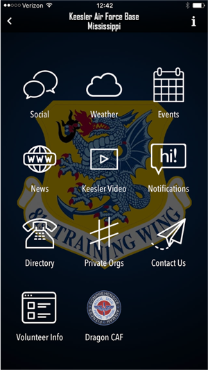 Keesler Air Force Base on the App Store