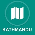 Kathmandu, Nepal : Off-line GPS Navigation icon