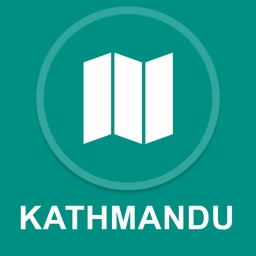 Kathmandu, Nepal : Offline GPS Navigation
