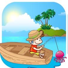 Activities of Tumok fishery - fishing marine island paradise