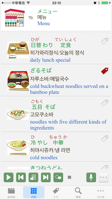 日韓英‧旅行会話辞書のおすすめ画像4