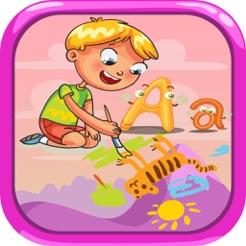 Yazma Ingilizce Okunuş Hayvanlar çocuklar Boyama App Storeda